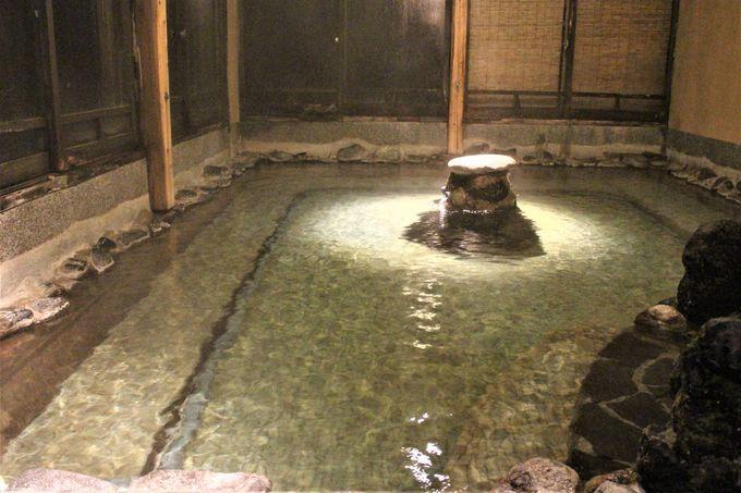 栃尾又温泉は長湯が伝統!「したの湯」は最大の効能
