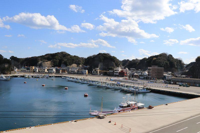 あんこう郷土料理と7つのお風呂!茨城県平潟港温泉「まるみつ旅館」