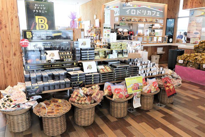 話題や流行の「旬」と、日本の優れ物の「日本百貨店」