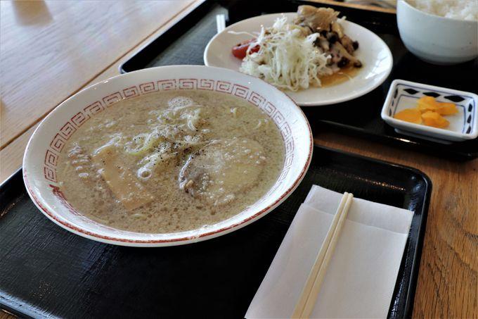 埼玉の人気ラーメンと、埼玉の定食屋の「フードコート」