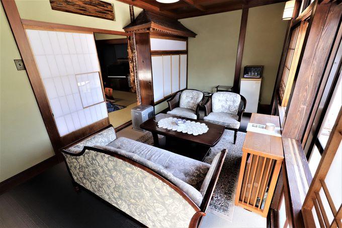 宮大工が趣向を凝らした3階客室!粋で贅沢なひと時を