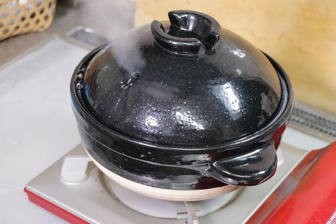 お粥が美味しかった宿を思い出しながら「炊き粥」を作る