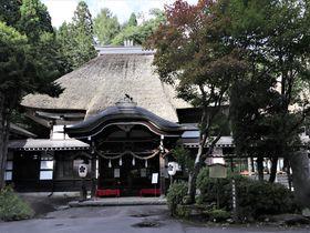 戸隠神社中社のお隣に泊まる!長野県「宿坊極意」