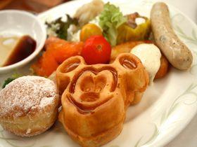 朝食からカワイイ連発!「香港ディズニーランド・ホテル」