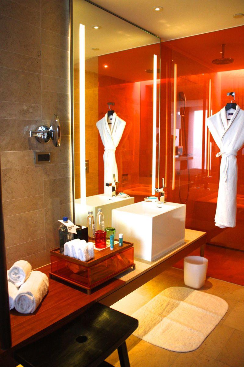 かっこ良すぎる!「W台北」はデザイナーズホテル初体験にもお勧め!