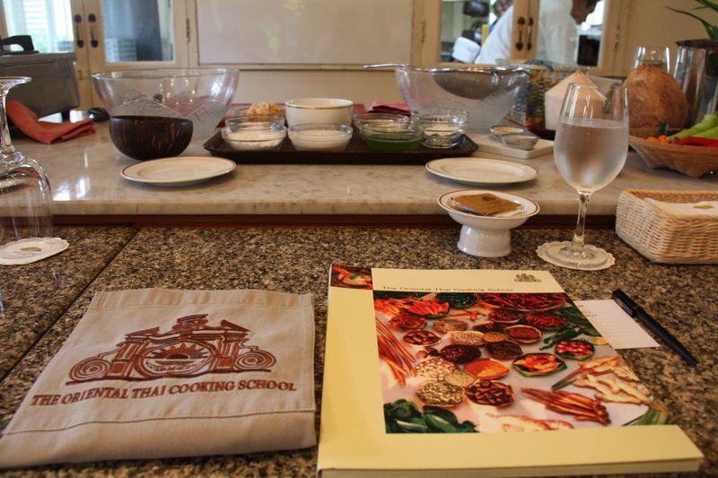 タイで本場の味を学ぶ!マンダリン・オリエンタルで料理教室