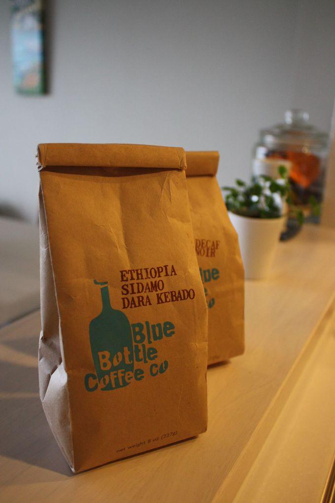 お土産には喜ばれる!コーヒー豆。