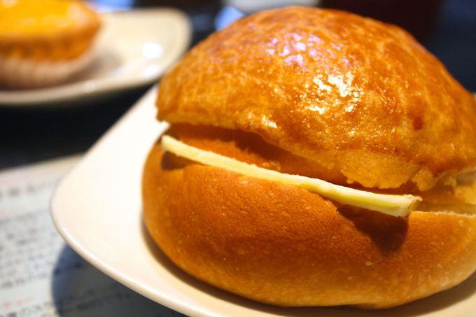 まさか菠蘿飽を日本で食べられるなんて!厚切りバターも挟んだ本格派