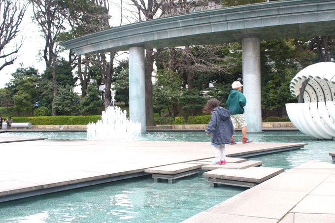 3.和田倉噴水公園