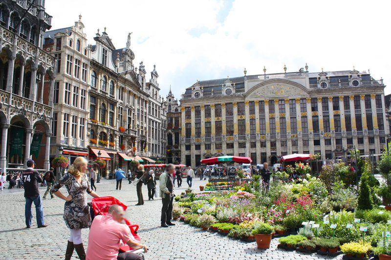 直行便で1都市ディープ旅!街歩き派がハマる「ブリュッセル」