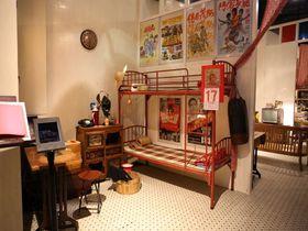 このレトロ空間もホテル!?香港の常宿に「マデラ・ホンコン」