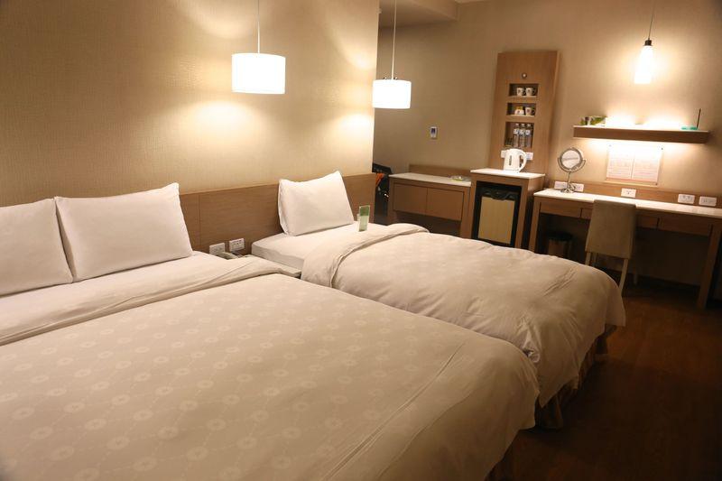 台湾グルメの夜食が?!高雄駅前ホテル「康橋大飯店 站前館」