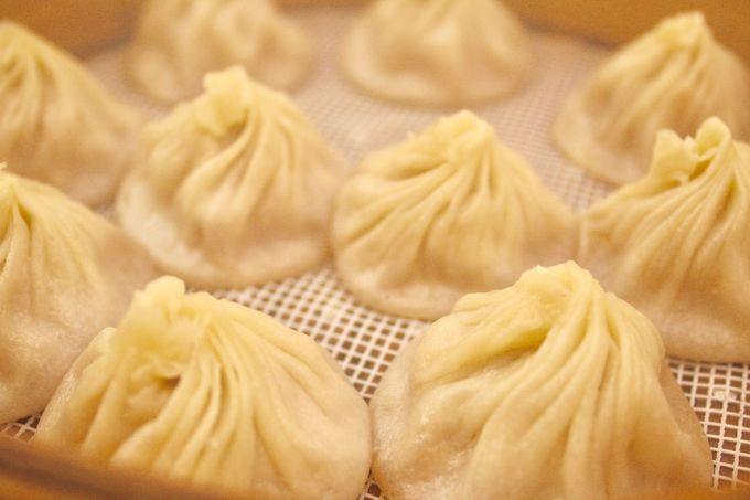 1日目:「京泰楼」で必食の小籠包!「寧夏路夜市」でお祭り気分