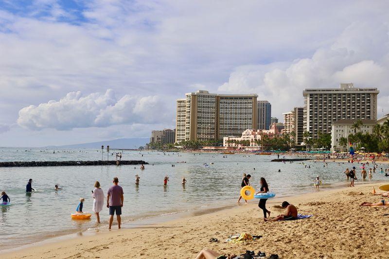 ハワイに行くならこの時期に!ベストシーズンまるわかり