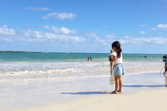 子供とハワイへ行く時の注意点