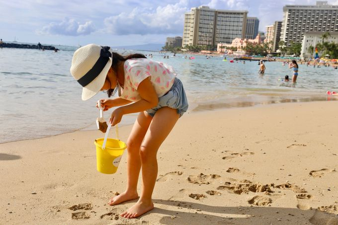 こんなことに喜ぶ!ハワイで子供と行きたい&やりたいこと