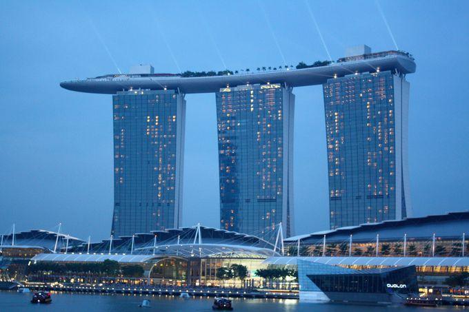 柵のない動物園、ユニバーサルスタジオも!「シンガポール」