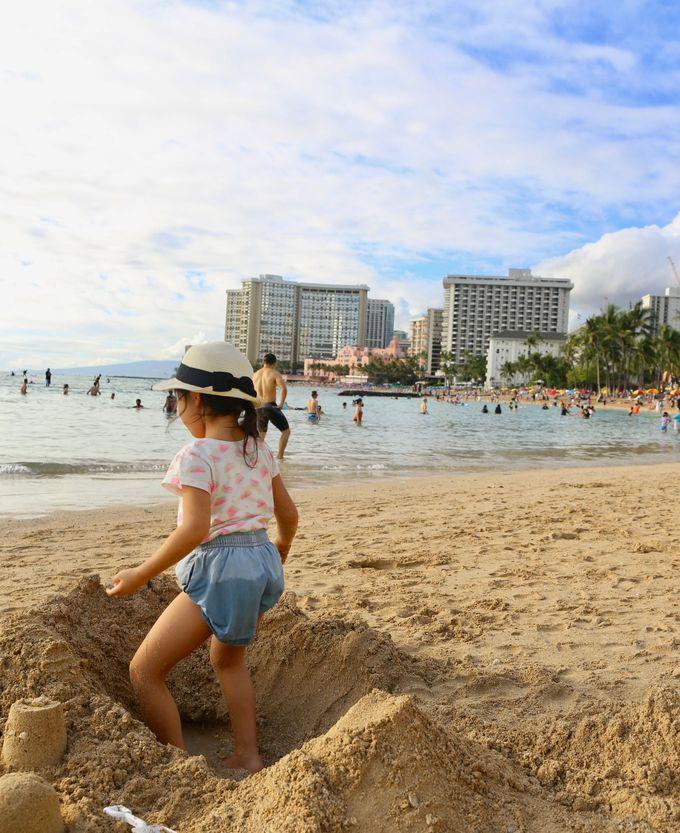 子供と大人の両方の楽しみがぎっしりの「ハワイ」