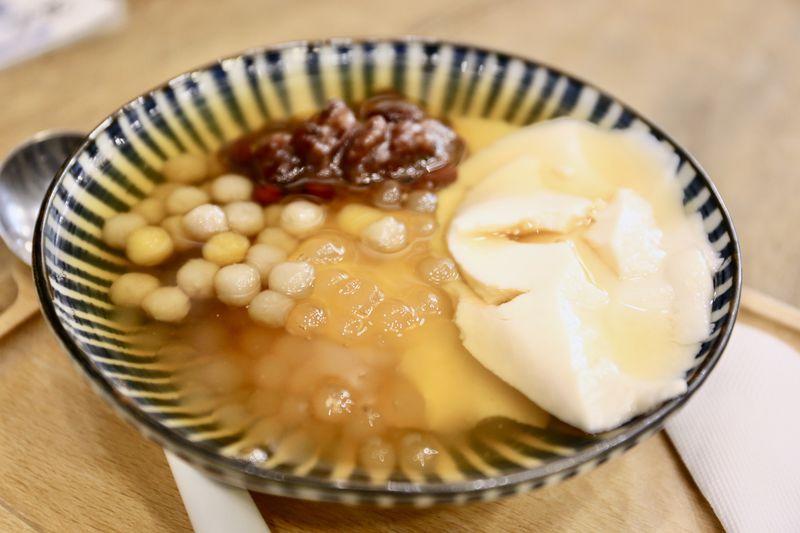 生姜にレモン豆花、豆乳ソフト!台北「其實豆製所」の豆甘味
