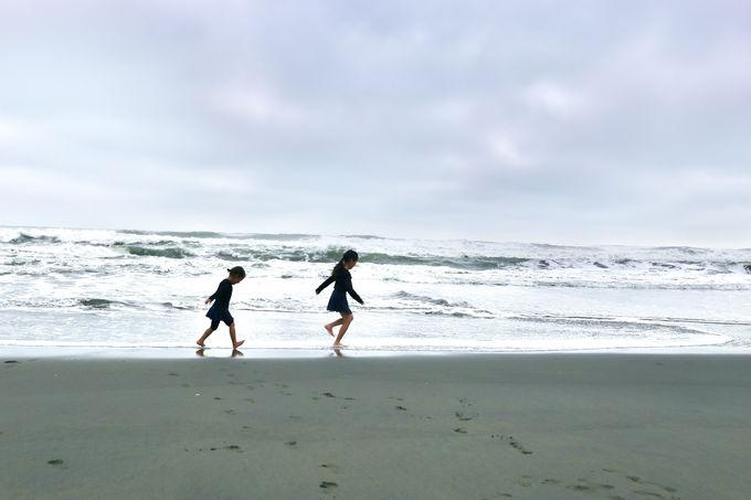 海まで徒歩5分 車を走らせて千葉のビーチ巡りも!?