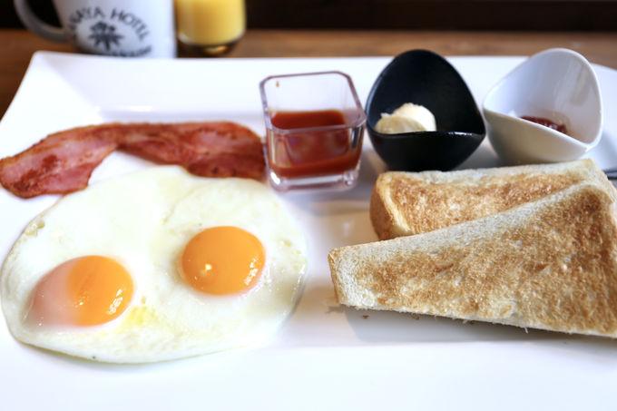 金谷ホテルベーカリーのパンの堪能!珠玉の朝食