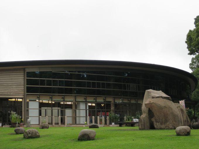 まず訪れたい!西都原ガイダンスセンターこのはな館
