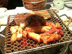 革命的なウマさ!韓国ソウルの人気ホルモン焼肉『オバルタン』
