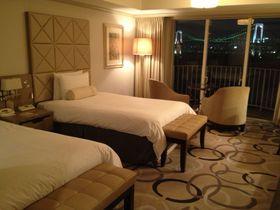 東京湾夜景&うっとりルームの贅沢ステイ ホテル日航東京