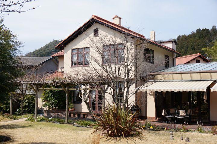 クラブハリエ 近江八幡日牟禮ヴィレッジでお茶をしながらヴォーリズ建築に親しむ