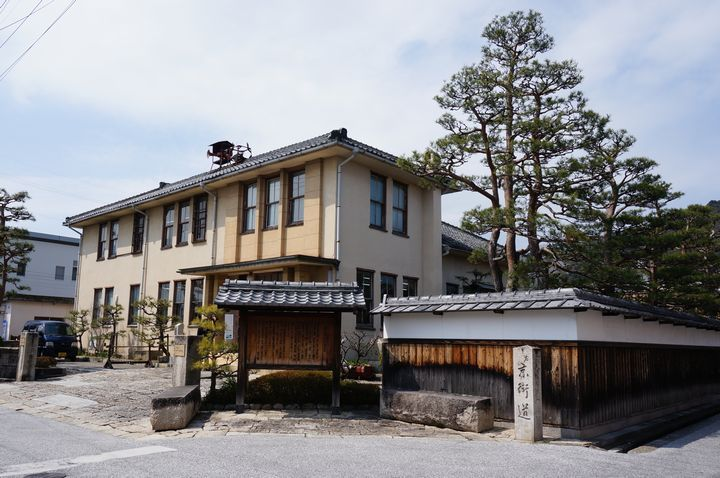 町屋めぐりに加えたいスポット。「近江八幡市立郷土資料館」