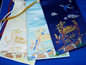 旅好き必見!東京・飛行機の御朱印帳と「飛ぶ」御朱印をいただこう