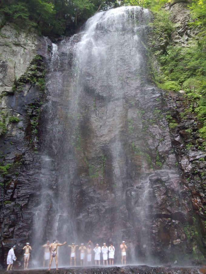 修験道者の聖地 清滝