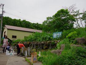 羊蹄山の恵み・真狩村で名水ゲット&「湧水の里」で舌鼓!