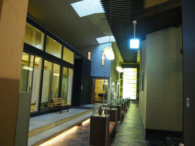 店の中に住宅だけでない、店の中に「住宅街」の広がる空間