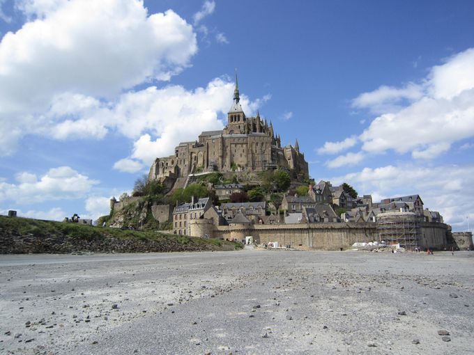 世界各地から観光客の押し寄せる世界文化遺産