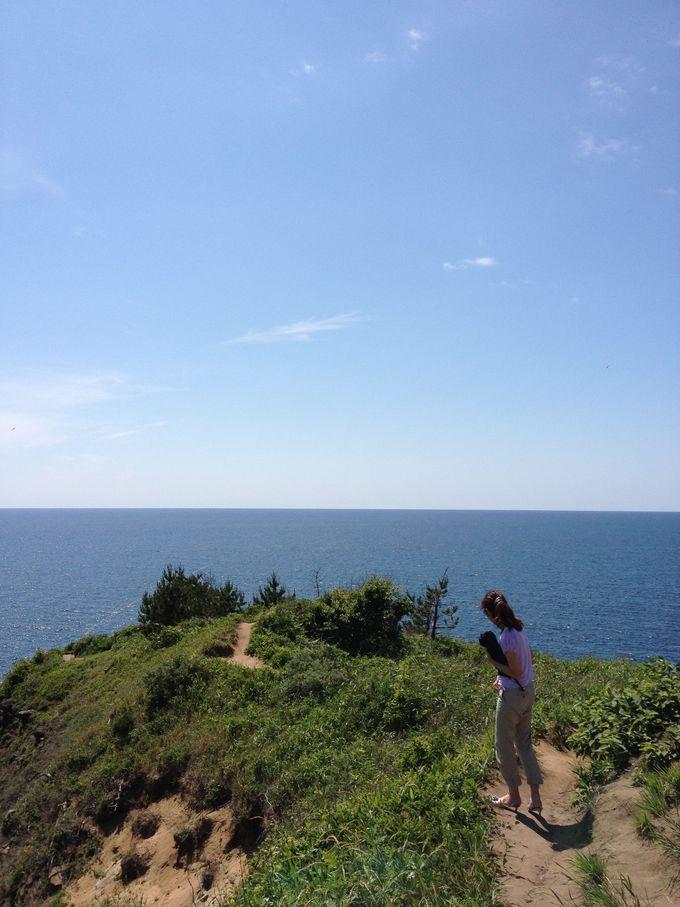 「ゼロの焦点」ロケ地、ヤセの断崖。この奥地に知られざる絶景が!