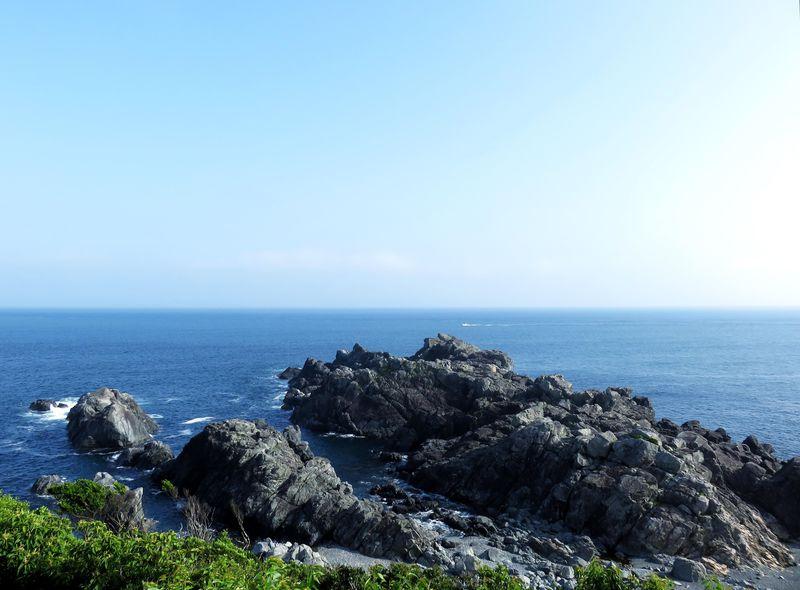 目指すは本州最南端潮岬!那智勝浦駅から潮風ドライブ