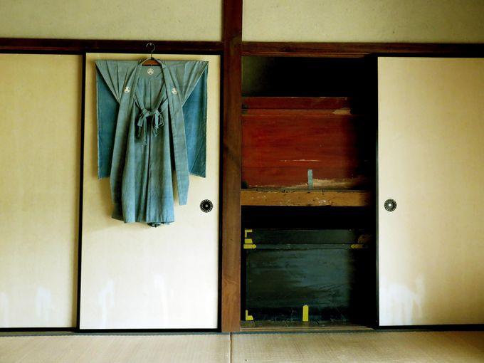 江戸時代末期の武士の住宅「御城番屋敷」