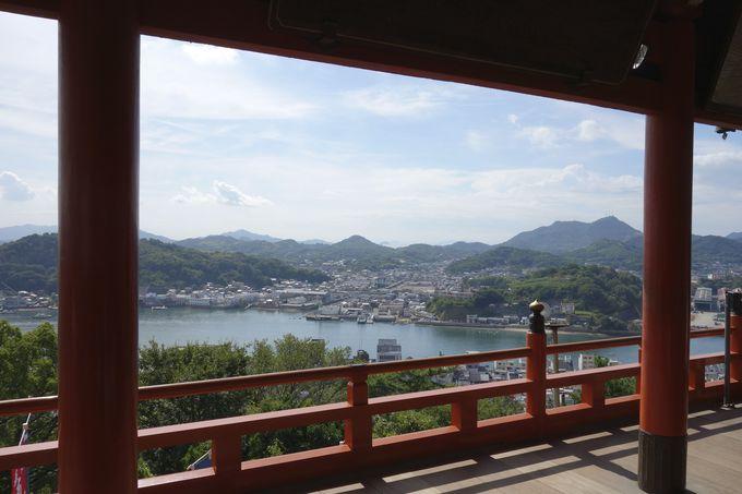 1.尾道観光の定番パワースポット「千光寺」