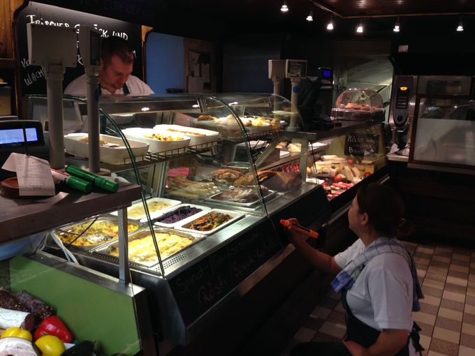 ウィーンとその周辺のホイリゲ料理の特徴