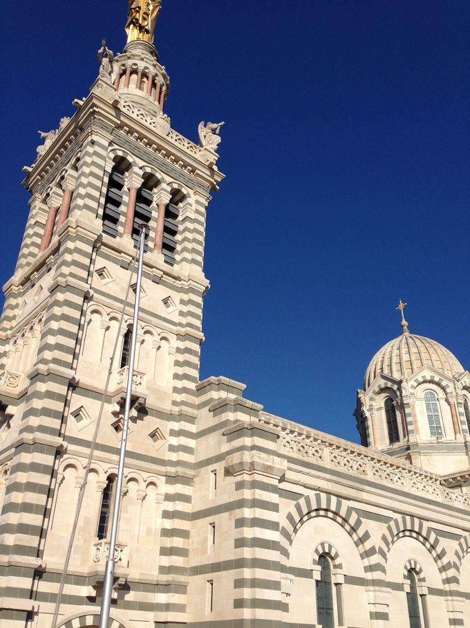 眺め抜群のバジリカ聖堂