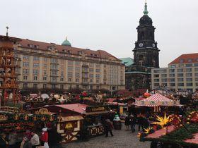 ドイツ最古の歴史を誇るドレスデンのクリスマスマーケット