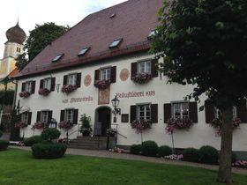 1428年創業「ヴィンクラー・ブロイ」に泊まるために飲む!ビールで旅するバイエルン