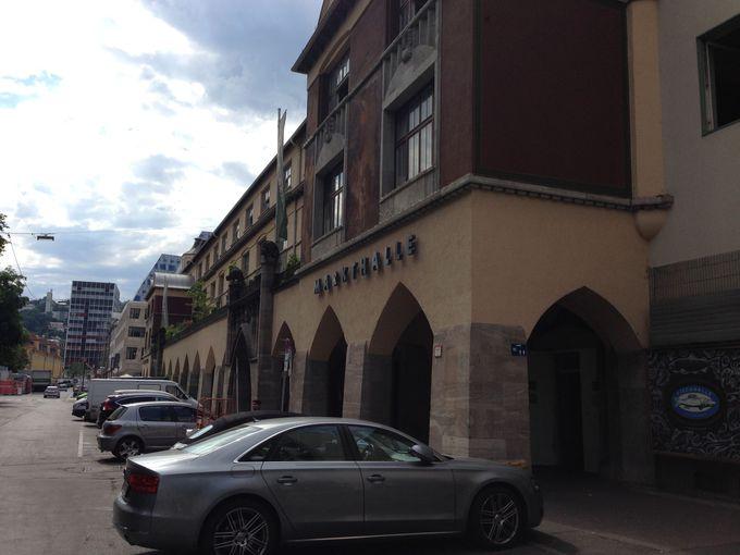アールヌーボー様式のステキな建物