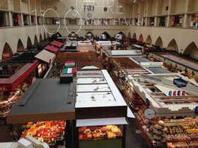 高品質の日用雑貨も買える「シュトゥットガルト屋内市場」の洗練具合がスゴイんです!