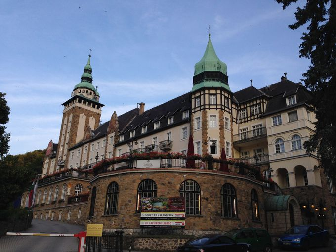 一度は泊まりたい!ハンガリー人憧れのホテル