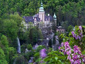 ハンガリーの理想的森林保養地リラフレド「ホテル・パレス」