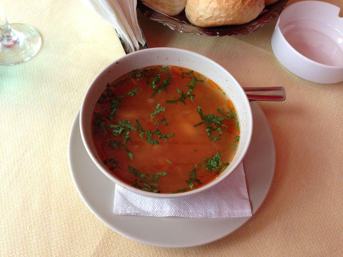 汁物が好きな日本人にもおすすめ!魅惑のスープ