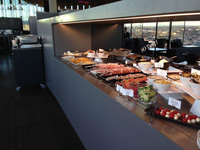 スカイレストラン「DAS LOFT」でとびきりの朝食を!