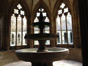 『車輪の下』の世界観そのまま!ドイツの世界遺産「マウルブロン修道院」